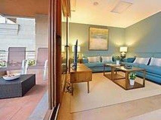 Comfortable Condo with Television and Microwave - Isla de la Toja vacation rentals