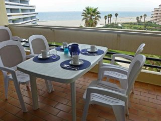 Beautiful 2 bedroom Apartment in Canet-Plage - Canet-Plage vacation rentals