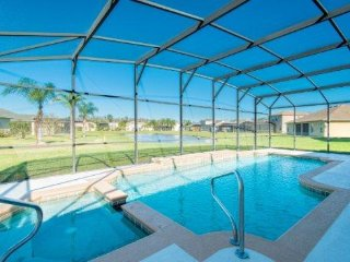 5410DRD. 4 Bedroom 3 Bath Pool Home In Crescent Lakes Near Disney - Intercession City vacation rentals