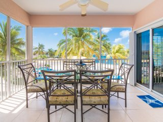 Serene and Well-Appointed Beachfront Condo at Kaibo Yacht Club - Rum Point vacation rentals