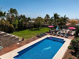 Superb Villa in Sonnenland for 12 - Maspalomas vacation rentals