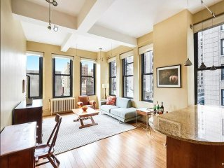 Luxury Loft in the Heart of Chelsea - New York City vacation rentals