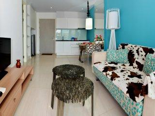 ATLANTIS CONDO RESORT PATTAYA.1-bed with city view - Jomtien Beach vacation rentals