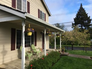 The Pastry Ranch, a Sweet & Delicious Home in the Heart of Oregon Wine Country - McMinnville vacation rentals
