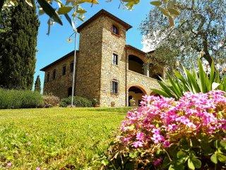 Privacy and Charme at Villa Pietraia - Bucine vacation rentals