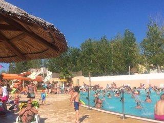 mobilhome 4/6 personnes   valras plage a 800 m de la plage - Valras-Plage vacation rentals