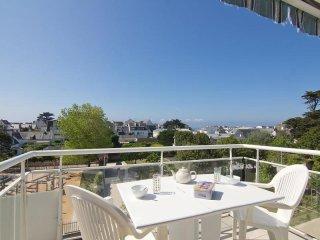 Comfortable 1 bedroom Condo in Quiberon - Quiberon vacation rentals