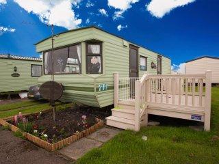 2 bedroom Caravan/mobile home with Internet Access in Saltcoats - Saltcoats vacation rentals