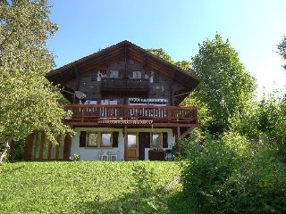 4 bedroom Villa in Gryon, Alpes Vaudoises, Switzerland : ref 2379728 - Gryon vacation rentals