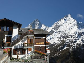 Vacation rentals in Swiss Alps