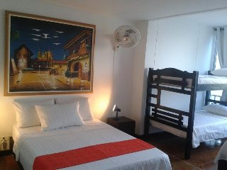 apartment with seaview and balcony and swimming pool - Cartagena vacation rentals