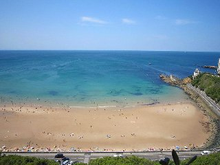 2 bedroom Apartment in Biarritz, Basque Country, France : ref 2024166 - Biarritz vacation rentals