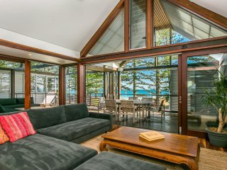 Stunning Beachfront Apartment - On The Bay - Byron Bay vacation rentals