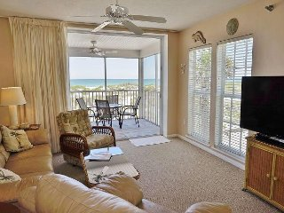 Casual Beach villa with direct view of the Gulf - Cape Haze vacation rentals