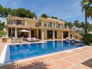 Ca'n Osset- Luxurious villa with dreamlike ocean view in Bendinat - Cas Catala vacation rentals