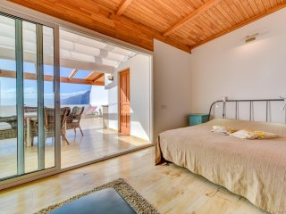 Stunning ocean and cliffs view studio apartment - Los Gigantes vacation rentals