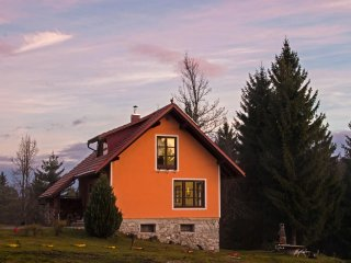 Spacious chalet with terrace & Wifi - Cabar vacation rentals