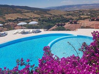 Residence Pala stiddata with swimming pool - Trinita d'Agultu e Vigno vacation rentals