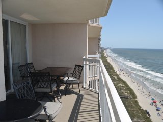 Spacious Beach Front -4 Bdr/3 Bath On the Beach - North Myrtle Beach vacation rentals