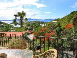 Amazing Alpha unit sunset views, affordable rates and a  pool await you! - Cruz Bay vacation rentals
