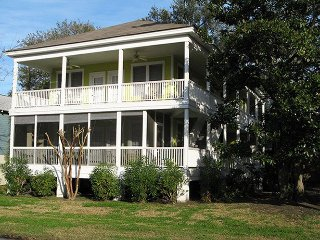#204 15th Street - A Classic Tybee Beach House with Modern Updates - Old - Tybee Island vacation rentals