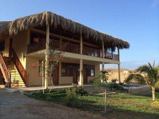 Villa Sunset Beach - playa de Punta Veleros - Los Organos - Perú - Punta Veleros vacation rentals