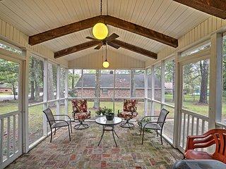 NEW! 3BR Starkville Home Near University & Airport! - Starkville vacation rentals