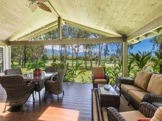 'Hale Mahina - Spectacular Lakeside, Bali Hai & Mountain View, Golf Course Home - Princeville vacation rentals