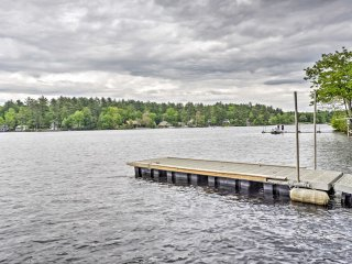 New! 2BR Amherst Cottage w/ Lake View & Dock! - Amherst vacation rentals