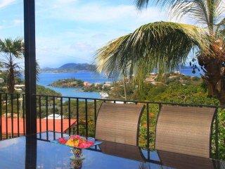 Beautiful Bravo unit with amazing views and affordable rates at Serendip! - Cruz Bay vacation rentals