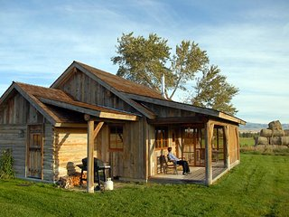 Secluded Fly Fishing Cabin on Montana Ranch | Close to Blue Ribbon Waters - Twin Bridges vacation rentals