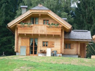 Nice Chalet with Satellite Or Cable TV and Parking - Fusine in Valromana vacation rentals