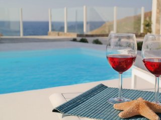 Morfes Villa Private Swimming Pool Beach Front - Naxos City vacation rentals