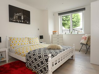 Stunning Light Flat with easy access across London - London vacation rentals