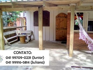 Casa do Juninho - Encantadas - Ilha do Mel - Paraná - Ilha do Mel vacation rentals