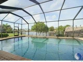 Beautiful waterfront villa close to River  - boat available - Cape Coral vacation rentals