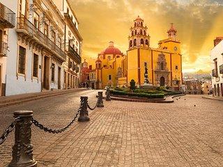 Stunning views from la Valenciana - Guanajuato vacation rentals