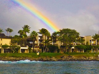 Napili Point Resort Unit A9 Oceanfront 1 Bedroom Condo Fully Air Conditioned - Napili-Honokowai vacation rentals