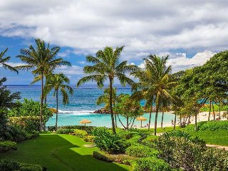 2BD/2BA** GORGEOUS PRIVATE BEACH AND LAGOON VIEW FROM THIS QUIET BEACH TOWER - Kapolei vacation rentals