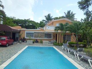 "VILLA MORALES w/65""HD - Sosua vacation rentals"