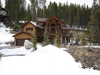 Beautiful family home just outside of downtown Breckenridge - Breckenridge vacation rentals