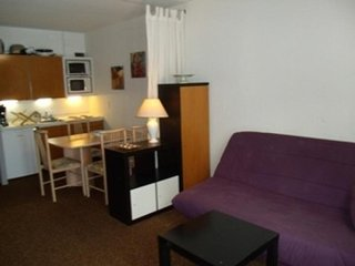 Bright La Mongie Studio rental with Television - La Mongie vacation rentals