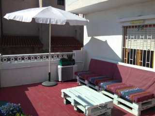 House w/ lovely terrace, city view - Santa Magdalena de Pulpis vacation rentals