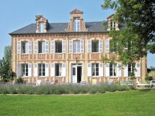 Stunning normandy manor house with 6 bedrooms and fantastic patio - Gonneville-sur-Mer vacation rentals