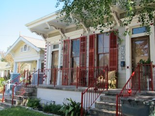 Funky Digs in Nola - New Orleans vacation rentals