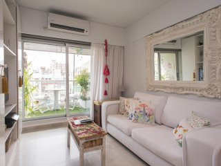CHARMING STUDIO W/pool+laundry+minigym PALERMO's Best - Buenos Aires vacation rentals
