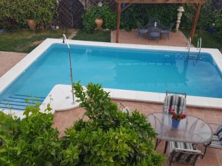House with 3 bedrooms in Peñaflor, with private pool, enclosed garden and WiFi - Penaflor vacation rentals
