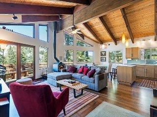 Stunning Alpine Meadows Chalet - Alpine Meadows vacation rentals