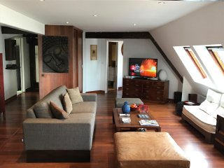 Spacious apt with sea view & Wifi - Plougonvelin vacation rentals