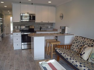 Newly Renovated Villa with Partial Ocean View only steps to the beach. - Hilton Head vacation rentals